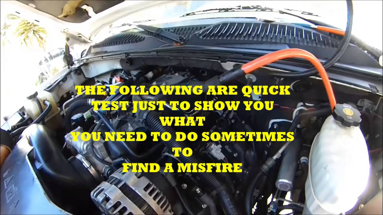How To Diagnose Fix Code Po300 Random Multiple Cylinder Misfire Need Wiring Diagram For Ford Explorer Fuel Pump Fixya Detected