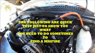 HOW TO DIAGNOSE & FIX CODE PO300 RANDOM MULTIPLE CYLINDER MISFIRE DETECTED