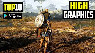 10 Best High Graphics Games Free for Android 2020 (Online/Offline)