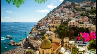 In Moto...sulla Costiera Amalfitana (On the Motorcycle...along the Amalfi Coast)starring Positano-HD