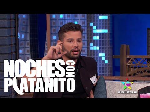 Entrevista con Riley Voelkel, Kiki Sukezane y Rafael De La Fuente  Noches con Platanito