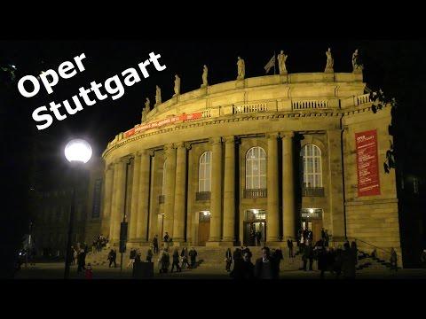 OPER STUTTGART - Opernhaus des Jahres - Innen + Außen - Inside + outside