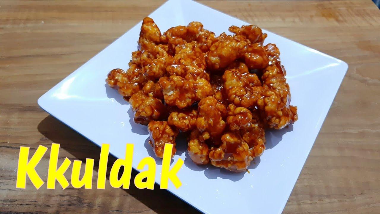 Resep Kkuldak Snack Hits Dari Korea Youtube