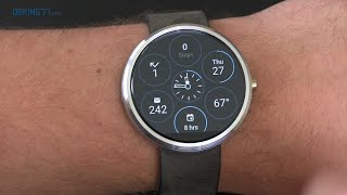 Android Wear 1.3 Update: Interactive Watch Faces