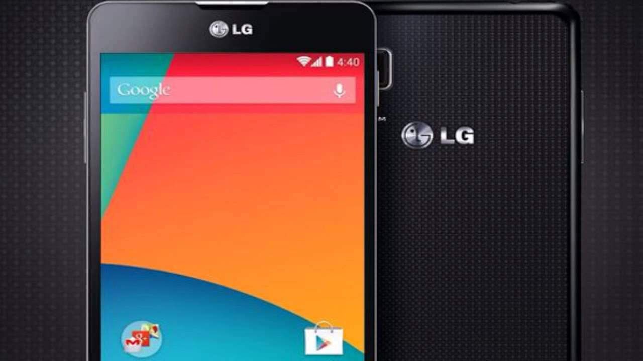 LG Optimus G Updated with 4.4 Today