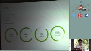 HTML5DevConf: Sean Liu, APICloud: HTML5 & Hybrid App Innovation in China