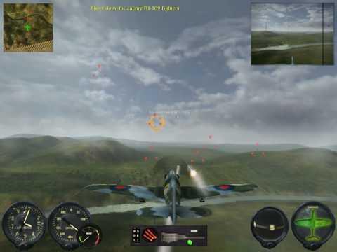 Combat Wings Battle Of Britain Gameplay