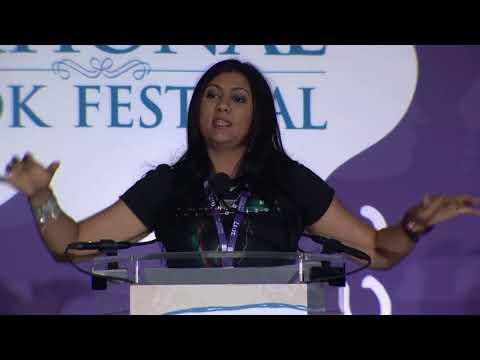 Sabaa Tahir: 2017 National Book Festival