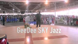 "GEORDAVIE - GeeDee SKY Jazz ""LIVE"" Sept. 2015"