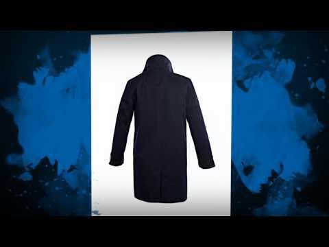 Stutterheim Rain Coats. Arvid Waxed Swedish raincoats for men.