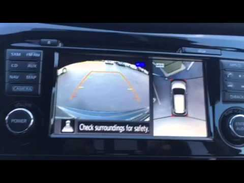Explanation Of Back Up Camera With Mod On 2016 Nissan