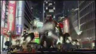 Trailer: Godzilla: Save the Earth (XBOX,PS2)