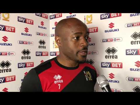 INTERVIEW: Nigel Reo-Coker delighted to sign on at Stadium MK
