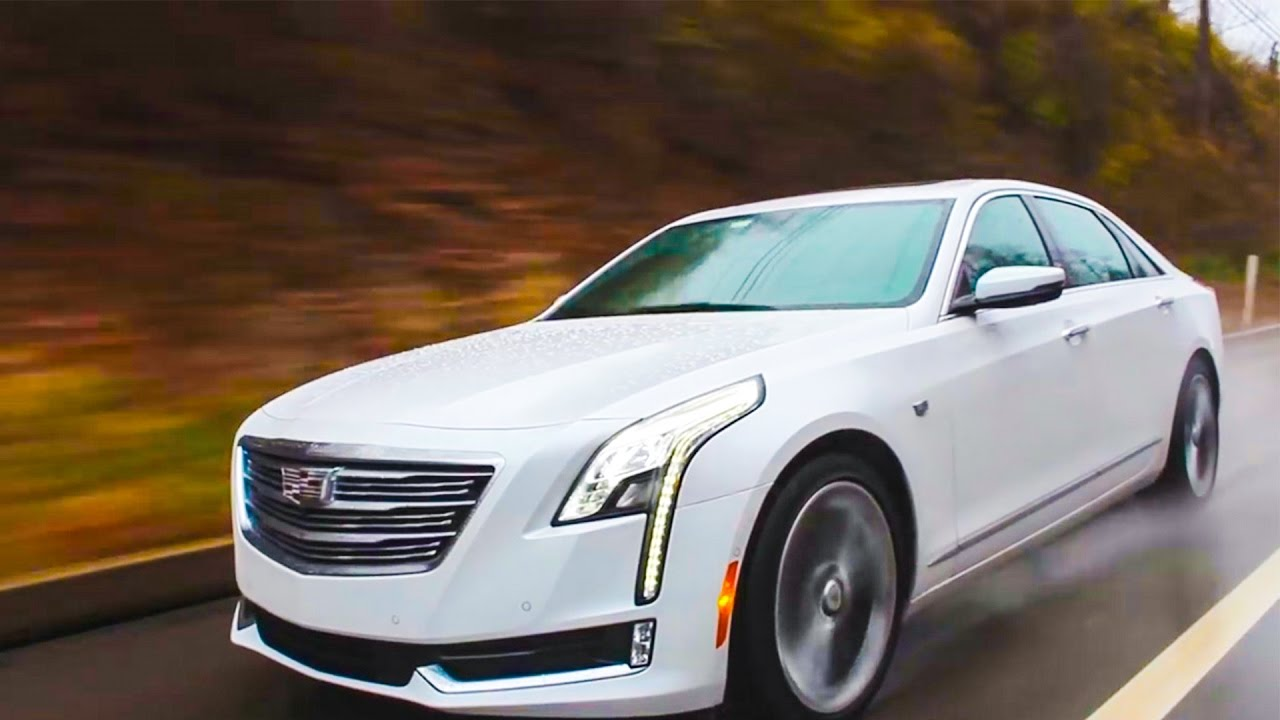 2017 Cadillac Cts V Sport Youtube