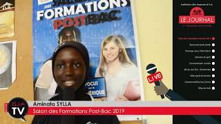 ISJA | WEB-TV | Le Journal #04 | sept-déc 2019 | Part 1 | SFPB2020 - Sylvia Serbin - Olivier Barrot