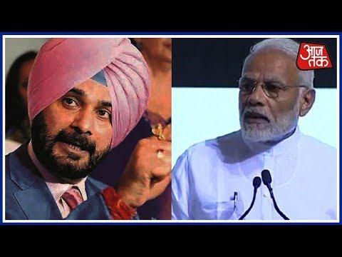 `Why No One Questions PM Modi?` Navjot Singh Sidhu Defends Pak `Hugplomacy`