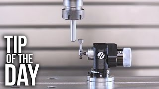 Troubleshoot Your Haas Probe, Part 2 – Haas Automation Tip of the Day