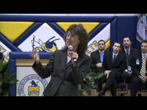 Milken Educator Awards 2011 Neil Beech Manassas, VA