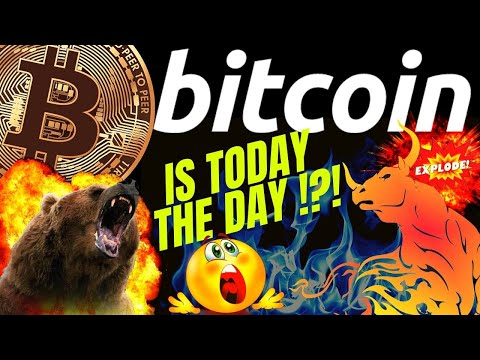 WILL BITCOIN HAVE ITS BIG MOVE TODAY? Also Looking At LITECOIN And ETHEREUM Crypto TA  Trading