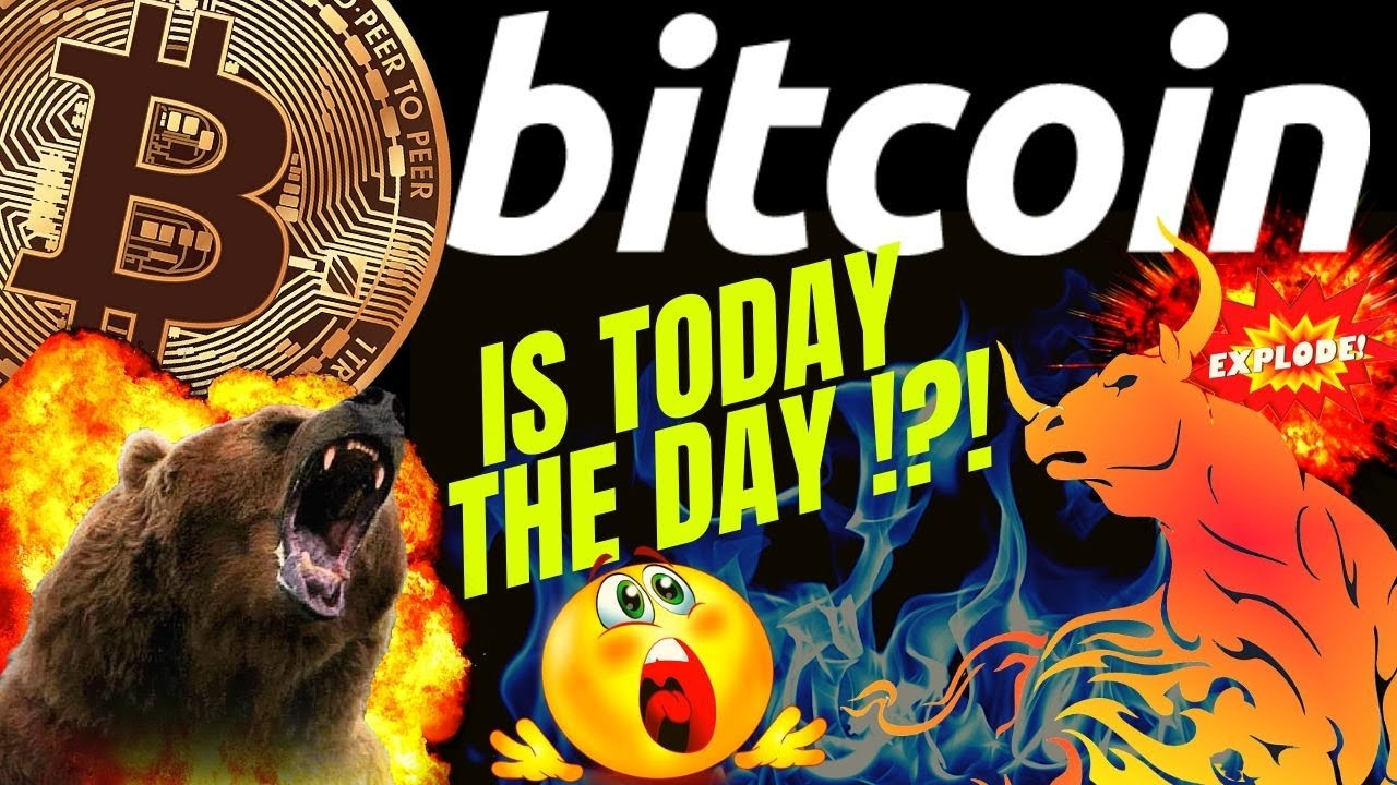 WILL BITCOIN HAVE ITS BIG MOVE TODAY? also looking at LITECOIN and ETHEREUM Crypto TA  trading 5