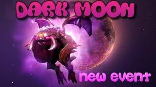 new update dark moon dota 2 самый быстрый обзор на dark moon ивент
