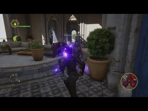 Dragon Age Inquisition: Trespasser Catching Disappearing Harlequins (Jesters) SUPER EASY!