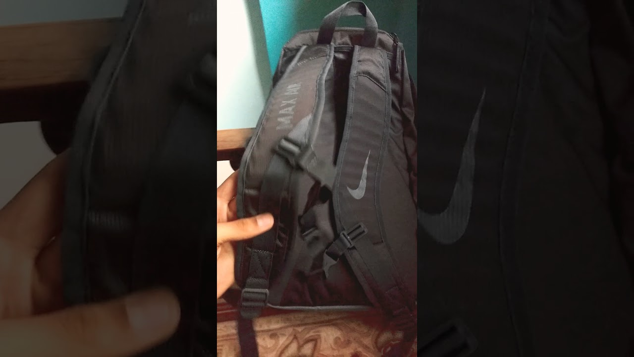 87f758254b Nike Vapor Speed Training Laptop Backpack Black and Grey (25 L ...