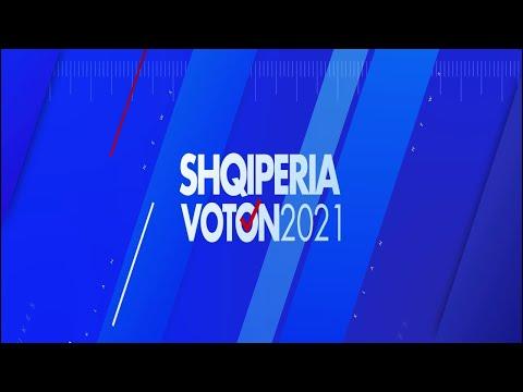 LIVE Tv Klan News/ Shqiperia Voton 2021 - Zgjedhjet parlamentare 25 Prill 2021