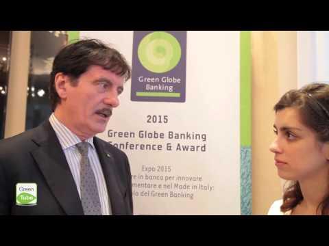 Intervista a Ezio Veggia | IX Edizione Green Globe Banking Conference & Award