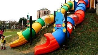 桃園陽明運動公園fun溜滑梯