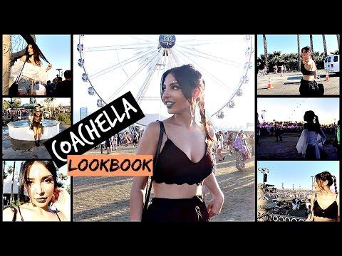 COACHELLA LOOKBOOK ☆ MES TENUES !