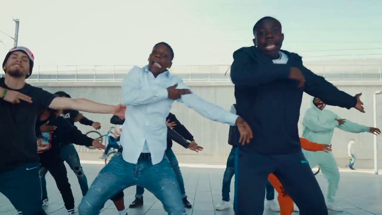 Download Fuse ODG ft. Itz Tiffany  - Winning (Dance Cypher Video)