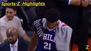 FULL HIGHLIGHTS: Toronto Raptors vs Philadelphia Sixers (112-129) 10.30.2018  NBA