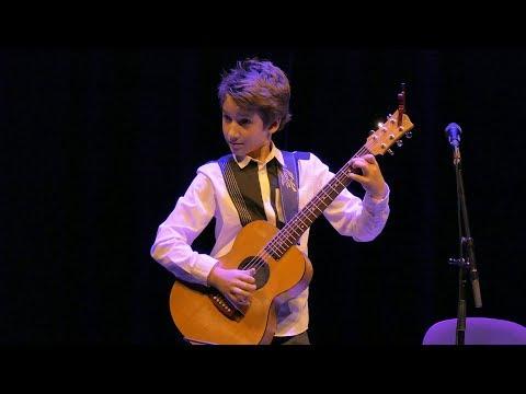 Frano - Tico-Tico no Fubá (Zequinha de Abreu) [Live] [13yr]