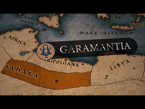 Total War Attila Online - Garamantes
