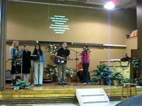The Worship Team at Bridgeway