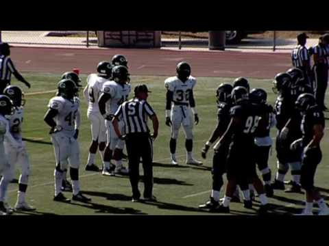 Hornet Football vs Grossmont College