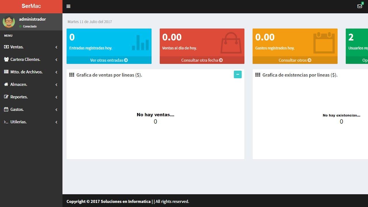 Sistema punto de venta PHP Mysql Ajax (Configuración e Instalación ...