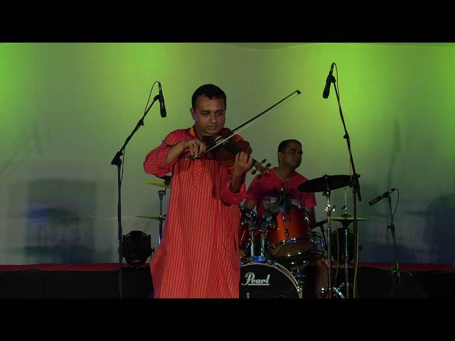 Durga Puja Bangalore, 2016 | Kohal Band | Instrumental Cover, Chhoti Si Asha