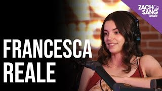 Francesca Reale Talks Stranger Things Season 3, Being Possessed & Crashing Cars