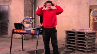 Nassschneidemaschine - Rentas Werkzeugvermietung