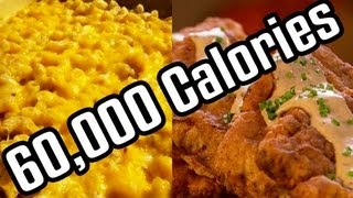 Country Fried Meal Time - Epic Meal Time