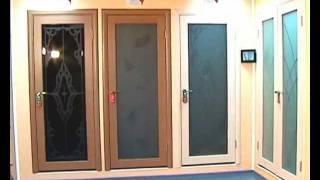 видео Межкомнатные двери Uberture коллекция Light