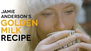 Jamie Anderson's Golden Milk Recipe