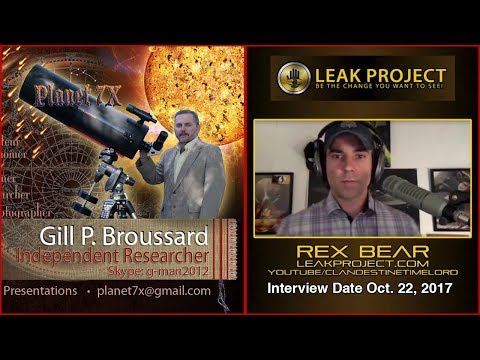 🌎 Leak Project interview with Gill Broussard Oct 22 2017