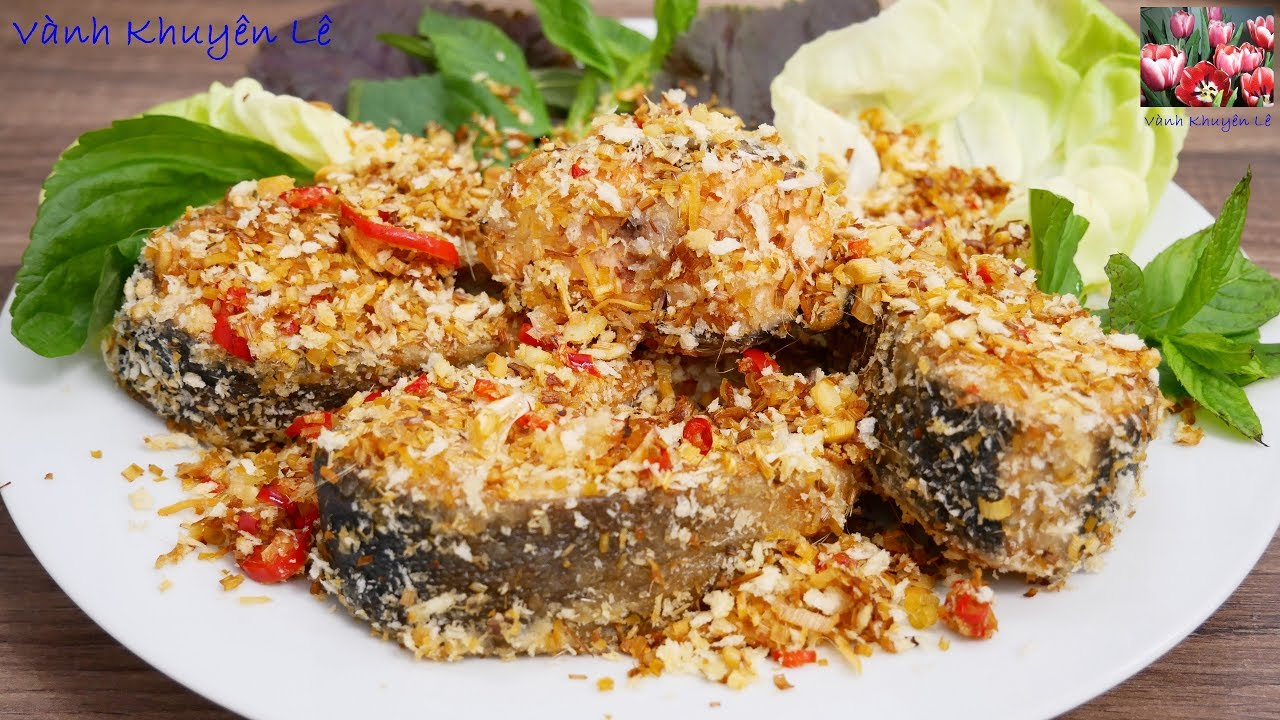 CÁ RANG MUỐI – Cách làm Cá rang Muối Sả Ớt theo cách này bạn đã thử chưa? by Vanh Khuyen