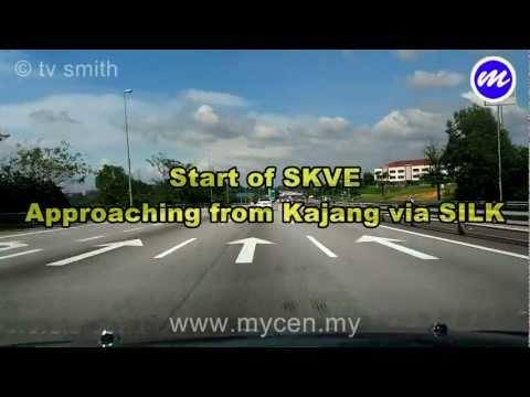 SKVE - South Klang Valley Expressway