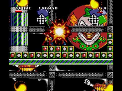 Spider - Man and the X-Men in Arcade's Revenge Sega Genesis no death 60fps