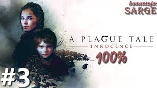 Zagrajmy w A Plague Tale: Innocence PL (100%) odc. 3 - Ojciec Thomas
