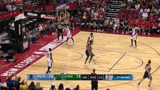 4th Quarter, One Box Video: Utah Jazz vs. Memphis Grizzlies